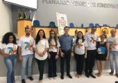CREAS PROMOVE DEBATE SOBRE CAMPANHA NACIONAL DE COMBATE AO TRABALHO INFANTIL