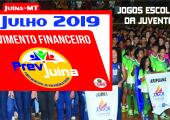 MOVIMENTO FINANCEIRO PREVI-JUINA COMPETÊNCIA JULHO/2019