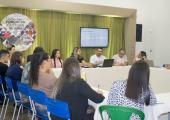 FÓRUM REÚNE GESTORES DE CULTURA DE VÁRIOS MUNICÍPIOS EM JUÍNA