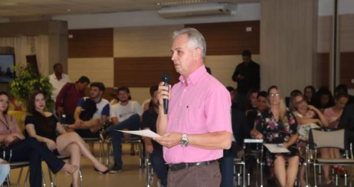 PREFEITO DE JUÍNA LANÇA CURSO DE FORMAÇÃO EM TEATRO DURANTE FÓRUM DA CULTURA  (INSCRIÇÕES AQUI)
