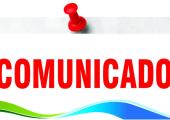 COMUNICADO DA SECRETARIA DE ESPORTES, LAZER E TURISMO