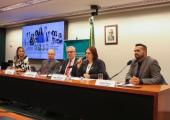 JUÍNA É DESTAQUE EM BRASÍLIA COM APRESENTAÇÃO NA COMISSÃO DE EDUCAÇÃO DA CÂMARA DOS DEPUTADOS