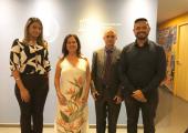 NA SEDE DA UNESCO EM BRASÍLIA, JUÍNA APRESENTA SEUS PROJETOS CULTURAIS ALINHADOS À AGENDA 2030 DA ONU