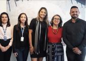 EM BRASÍLIA, JUÍNA SOLICITA INTERNET BANDA LARGA PARA AS BIBLIOTECAS PÚBLICAS