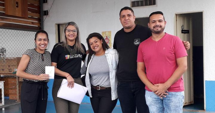 EM JUÍNA, SISTEMA PRISIONAL VAI RECEBER PROJETOS DE LEITURA E DE INCLUSÃO DIGITAL