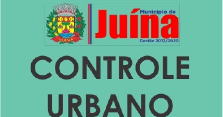 O MUNICÍPIO DE JUÍNA, ATRAVÉS DO DEPARTAMENTO DE CONTROLE URBANO DA SECRETARIA DE PLANEJAMENTO, POR MEIO DE EDITAL NOTIFICA PROPRIETÁRIOS DE IMÓVEIS.