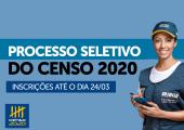 INTERIOR DE MT TEM 2.685 VAGAS PARA O CENSO 2020, 42 DELAS SÃO PARA JUÍNA