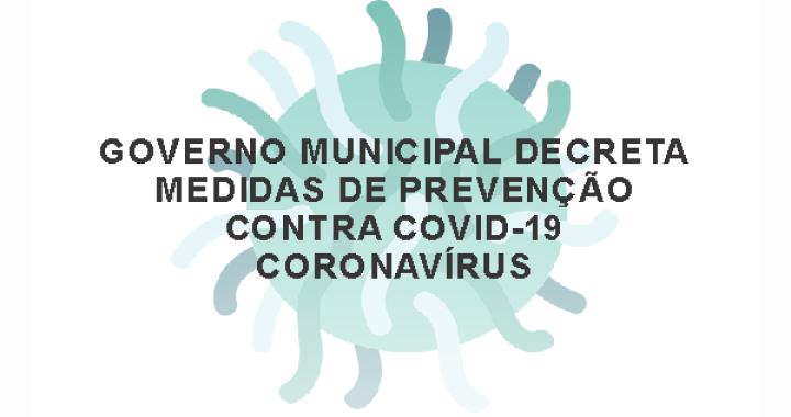 PREFEITO DE JUÍNA ANUNCIA DECRETO COM MEDIDAS DE PREVENÇÃO AO CORONAVÍRUS