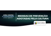 EM JUÍNA, CULTURA ANUNCIA MEDIDAS DE  PREVENÇÃO E COMBATE  AO CORONAVÍRUS