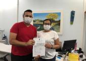 EM CUIABÁ, PARCERIA É FIRMADA PARA EMISSÃO DE CARTEIRAS DOS ARTESÃOS JUINENSES
