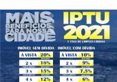 PREFEITURA MUNICIPAL DE JUÍNA LANÇA CAMPANHA DE IPTU 2021