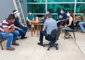 PREFEITURA ADOTA MEDIDAS COM ELEVAÇÃO DE RISCOS DE CONTAMINAÇÃO PELO COVID-19 EM JUÍNA
