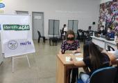 Mutirão atendeu centenas de pessoas com emissão de RGs em Juína