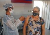 """Nesta Quarta-Feira (01/09) Terá Dia """"D"""" De Vacinação Contra Covid-19 Em Juína"""
