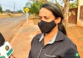 Diretora do Departamento de Trânsito esclarece sobre placa de sinalização sem quebra-molas