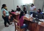 Prefeitura estabelece parceria com o Intermat para regularização de lotes do setor M no bairro Módulo 6