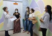 Saúde: Equipe visita Centro Especializado em Reabilitação em Cuiabá