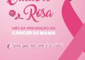Secretaria de Saúde promove atividades sobre Outubro Rosa