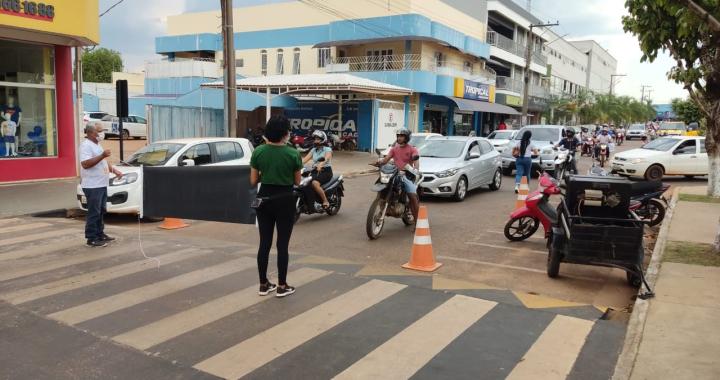 Conselho Tutelar realiza Pit Stop em Juína