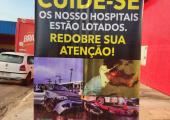 Prefeitura promove campanha de conscientização no trânsito