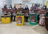 Lançamento oficial da Campanha Natal Solidário