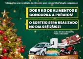 Campanha Natal Solidário: pontos de coleta