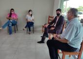 Autoridades municipais se reúnem com DSEI de Vilhena para tratar sobre surto de Covid-19 em aldeias na região
